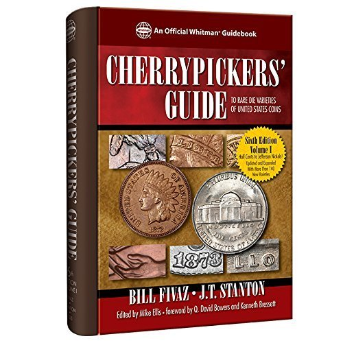 Volume 2 5th Edition NEW Cherrypickers Guide To Rare Die Varieties
