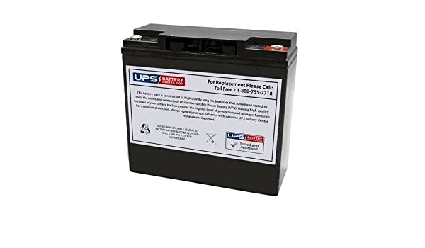 12V 18Ah Battery BP17-12 GP12170 ES17-12 JC-1270 NEW Stock *Fast Shipping* USA