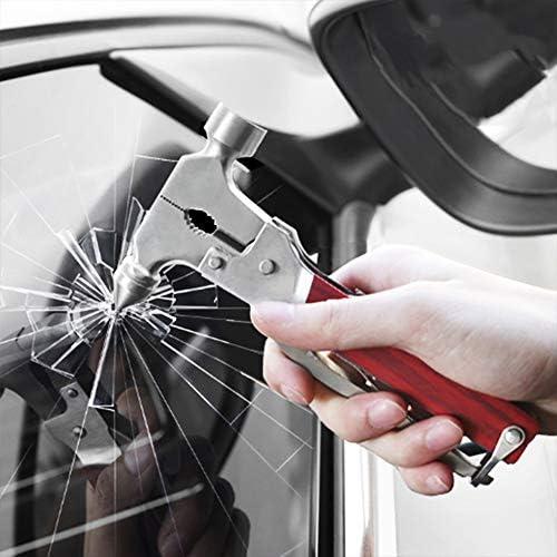 lizeyu Hammer hand tool car multifunctional hammer tool hammer screwdriver