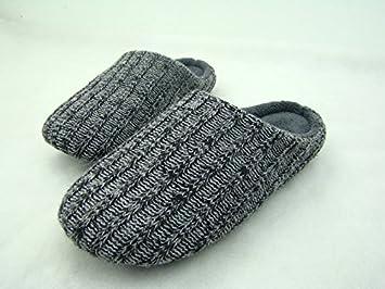 LaxBa Invierno patinar en zapatillas piel falsa nieve forrada caliente Zapatos para hombres ,: Amazon.es: Deportes y aire libre