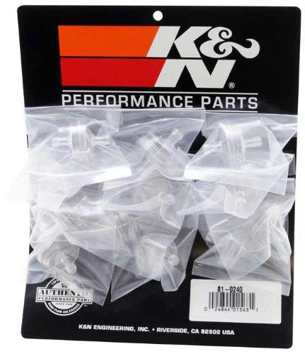 K/&N 81-0240 Fuel Filter