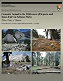 Campsite Impact in the Wilderness of Sequoia and Kings Canyon National Parks, David Cole, 1491085495