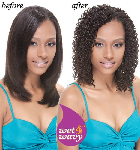 Indi Remy Afro Jerry Weave by Janet Collection-14