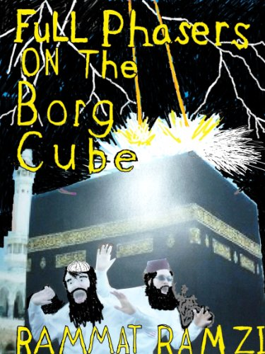 Full Phasers On The Borg Cube - Cube Borg