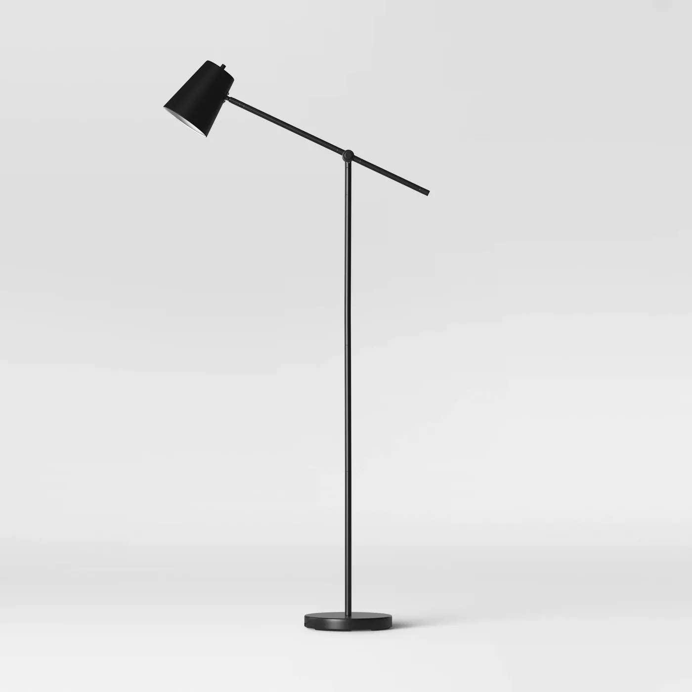 Cantilever Floor Lamp Black - Project 62