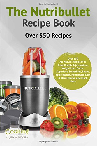 Nutribullet Recipe Book product image