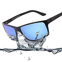 Duco New Release Polarized Sunglasses Driver Glasses 9018