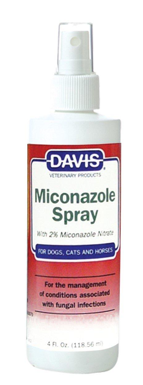 Davis Miconazole Spray Pets, 4 oz