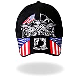Hot Leathers 2nd Amendment Baseball Hat