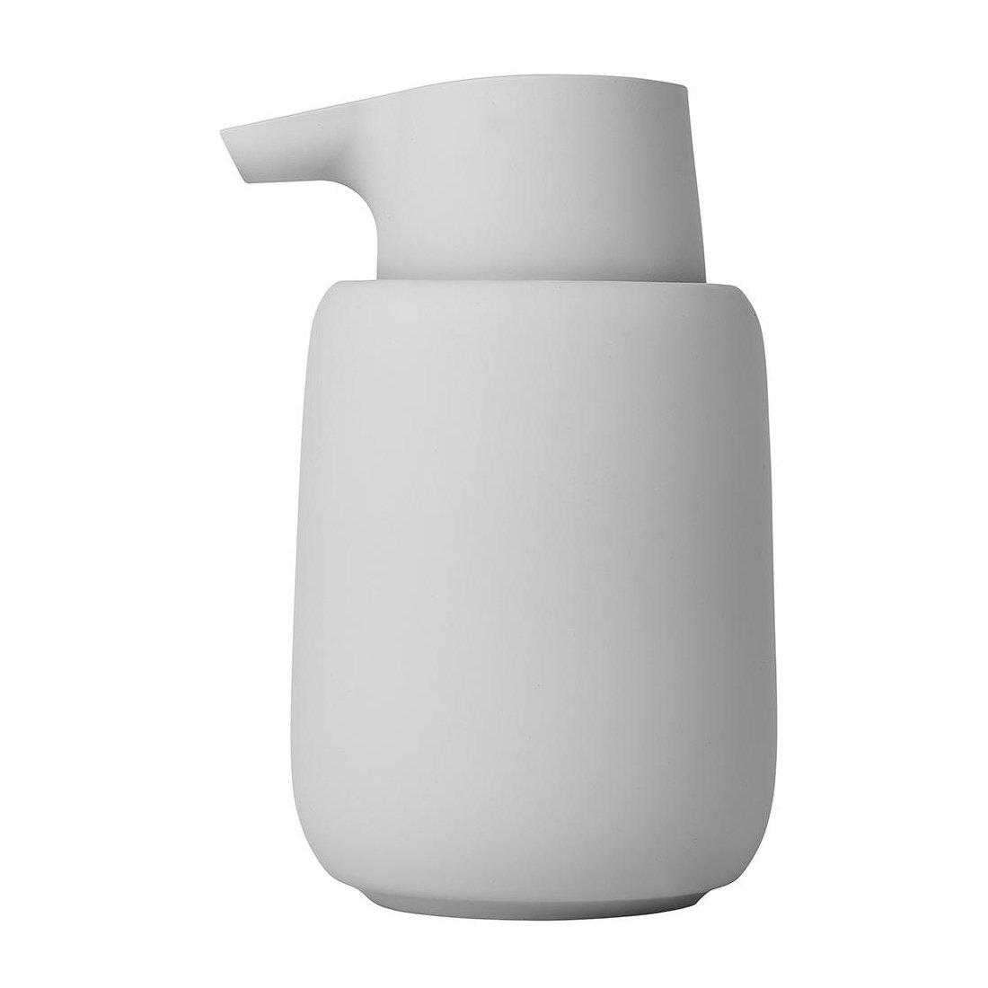Blomus 69063 SONO Soap Dispenser (Color-Microchip Light Gray)