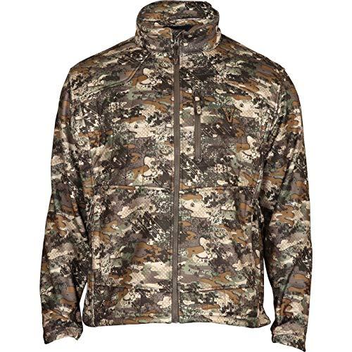 Rocky Men's Silent Hunter Scent Iq Mask Jacket, Camouflage, X-Large -