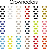 Crown Colors - Premium Colors, Logos, Emojis and