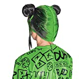 Disguise Billie Eilish Wig, Official Green Double