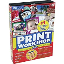 Print Workshop 2008 with 1,173,500 Images