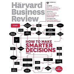 Harvard Business Review, November 2013