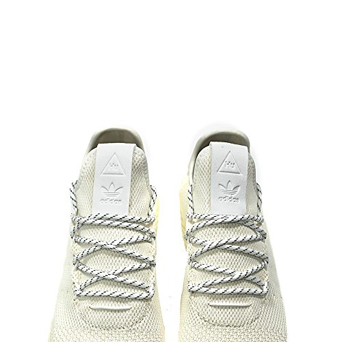 Adidas Man Pharrell Williams Hu Holi Tennis Vit Da9613 Vit / Kräm Vit / Skor Vit