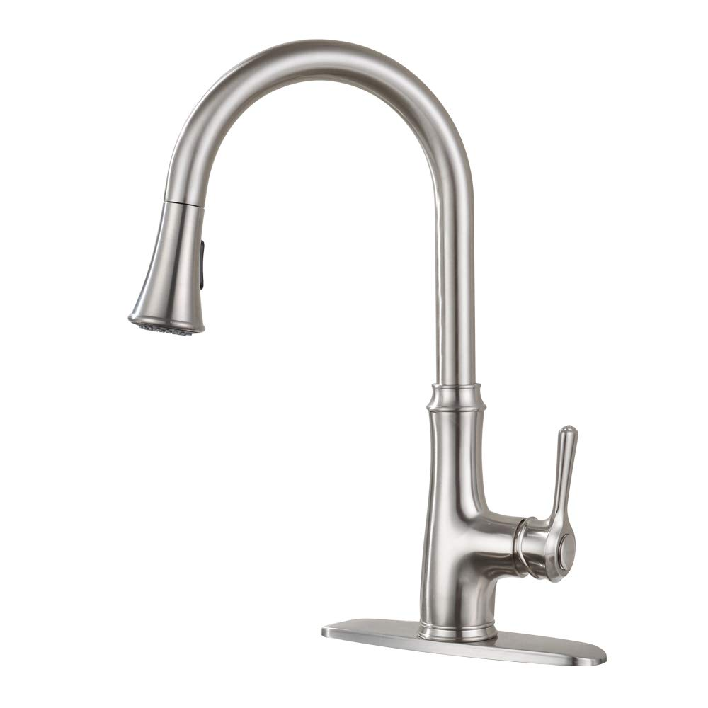 Best Rated In Kitchen Faucets & Helpful Customer Reviews