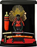 Authentic Samurai Figure/Figurine: Armor Series#12-Toyotomi Hideyoshi
