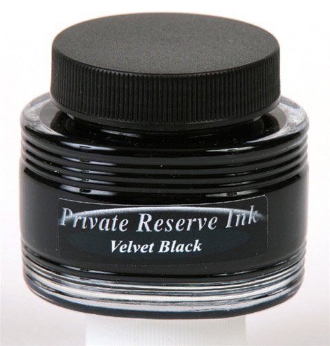 Bottle Black Fountain Pen Ink