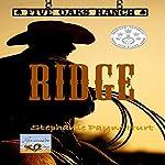 Ridge: Five Oaks Ranch, Volume 1 | Stephanie Payne Hurt