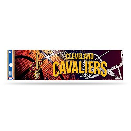 Rico NBA Cleveland Cavaliers Bumper (Cavalier Sticker)