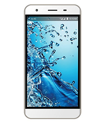 Lyf Water 11 4g Lte Smartphone Gold Amazon In Electronics