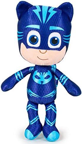 Simba PJ Masks Peluche Personnage catboy 20 cm Bleu