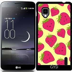 Funda para LG Optimus G (E975) - Fresas Diversión Para Siempre! by AnishaCreations