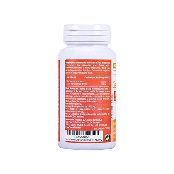 Garcinia Cambogia Plus 1200 Mg Para Adelgazar Y Como Supresor De