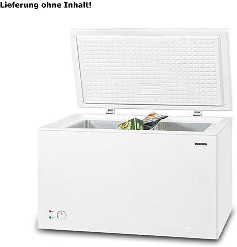 Atril congelación baúl 300 litros hielo compartimento de ...