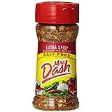 Mrs Dash Mrs. Dash Spicy Salt-Free Seasoning Blend, 2.5 OZ (Pack of 12)