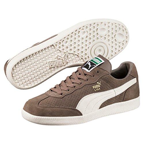 Sneaker Puma Unisex Adulto Lega Scamosciato Perf Tonalità Di Marrone