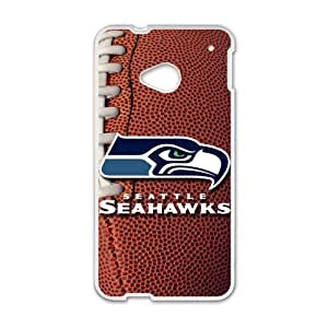 NFL of SEAHAWKS Custom Case for HTC One M7 by supermalls