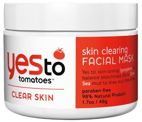 YES TO FACE MASK,CLEARING,TOMATO, 1.7 OZ (Yes To Tomato Face Mask compare prices)