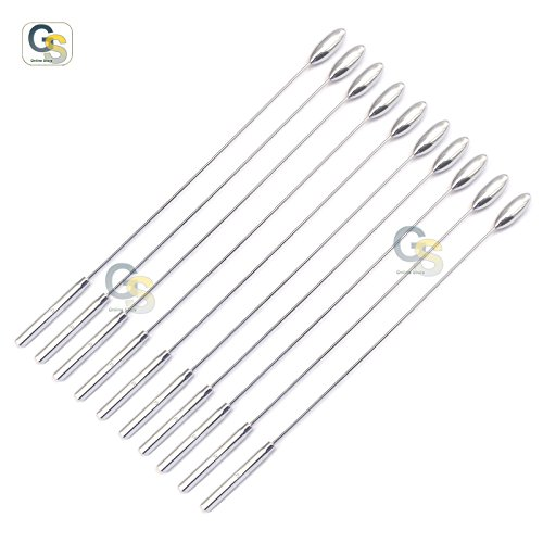 G.S 10 PCS BAKES ROSEBUD SOUNDS DILATOR 13MM BEST QUALITY