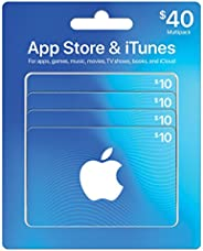 App Store & iTunes Gift Cards, Multipack