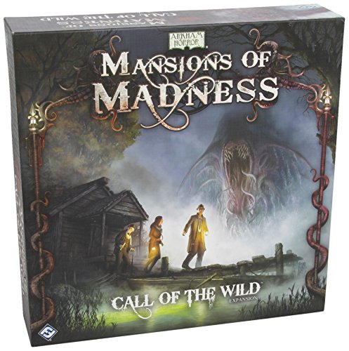 Fantasy Flight Games Mansions of Madness: Call of The Wild Game Expansion