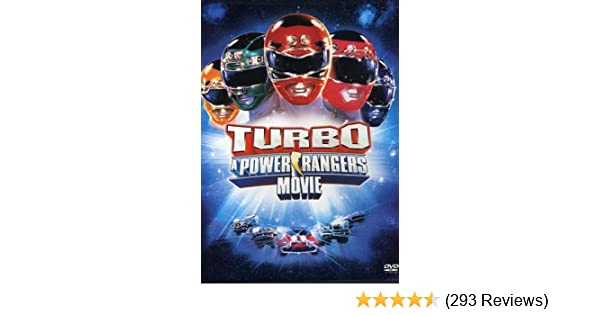 Amazon.com: Turbo: Power Rangers Movie [DVD] [1997] [Region 1] [US Import] [NTSC]: Movies & TV
