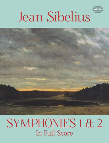 (Symphonies 1 and 2 in Full Score (Dover Music Scores))