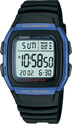 Casio General Watches Digital W 96H 2AVDF