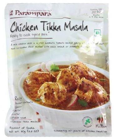 Parampara Chicken Tikka Masala Mix - 79 Gms (3 ()