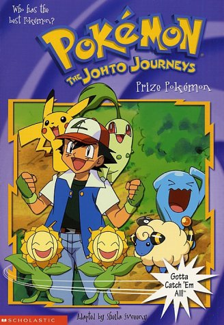 Prize Pokemon (Pokemon Chapter Book) pdf epub