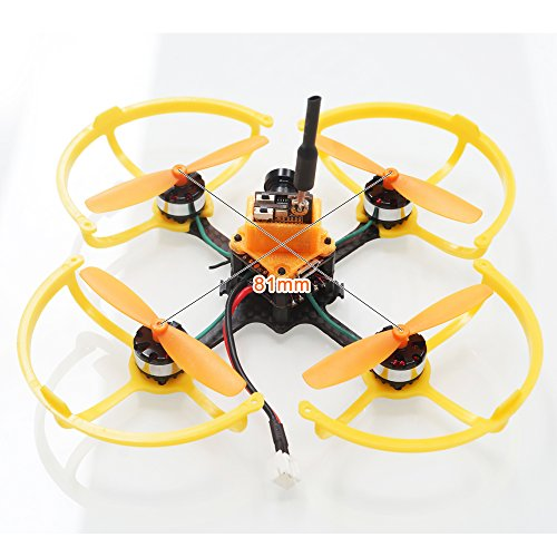 ARRIS X80 80MM 1S Micro Brushless FPV Racing Drone Quadcopter BNF (w/Frsky Receiver)