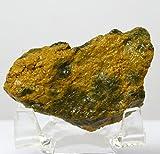 175 Carat Ocean Jasper Rough for Fish Tank Yellow Green Natural Crystal Cab Mineral Decor Stone - Madagascar