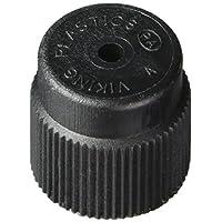ACDelco 15-33289 GM Equipo original M10 x 1 Servicio de aire acondicionado Tapa de conexión de la válvula