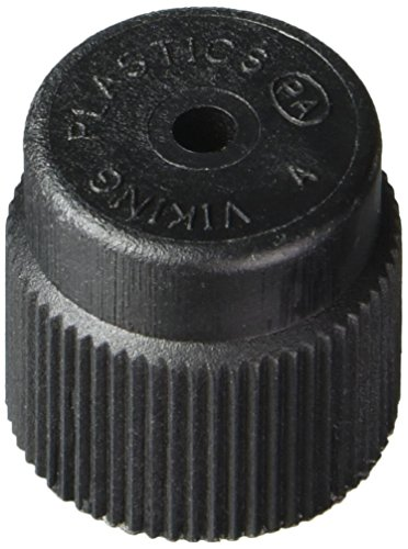 Sierra Valve - ACDelco 15-33289 GM Original Equipment M10 x 1 Air Conditioning Service Valve Fitting Cap