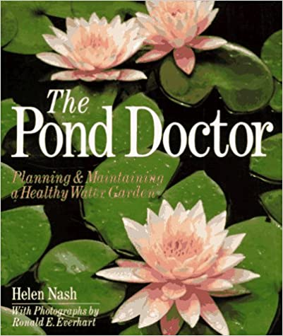 _TOP_ The Pond Doctor: Planning & Maintaining A Healthy Water Garden. Passion Serie marcado after HomeAid stock license levels