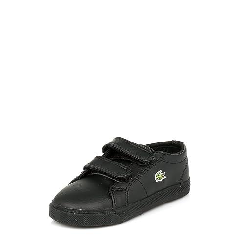 Lacoste Niños Negro Marcel LCR Zapatillas: Amazon.es: Zapatos y complementos