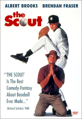 The Scout by FRASER,BRENDAN