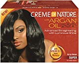 Creme of Nature Argan Oil Relaxer Formula, Super